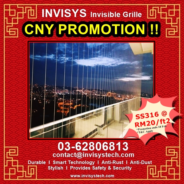 INVISYS Chinese New Year Sale