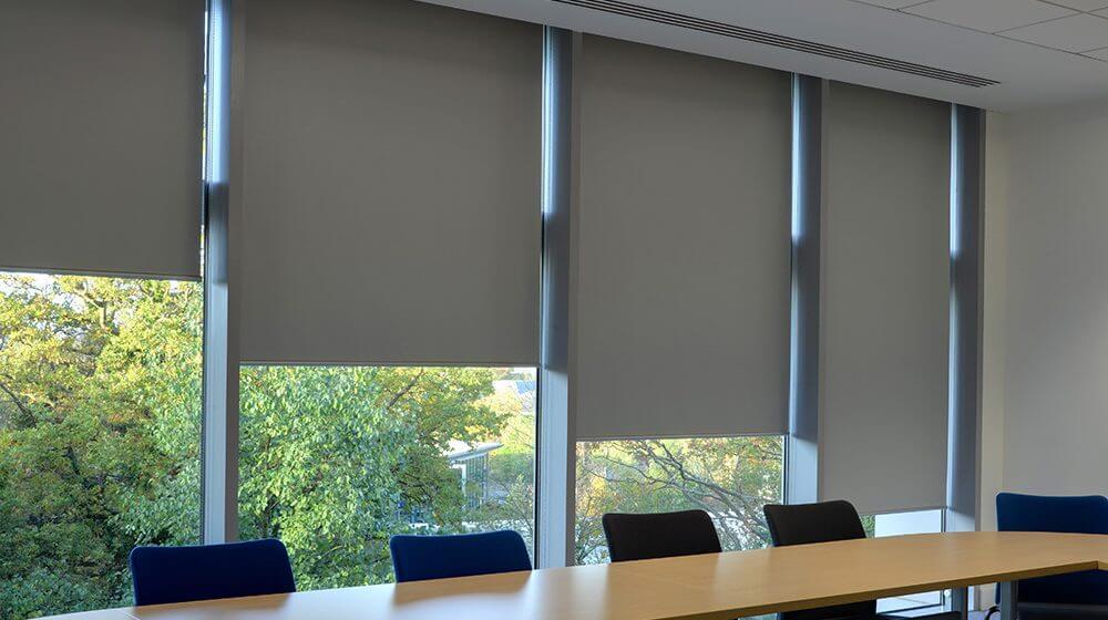 opaque blinds