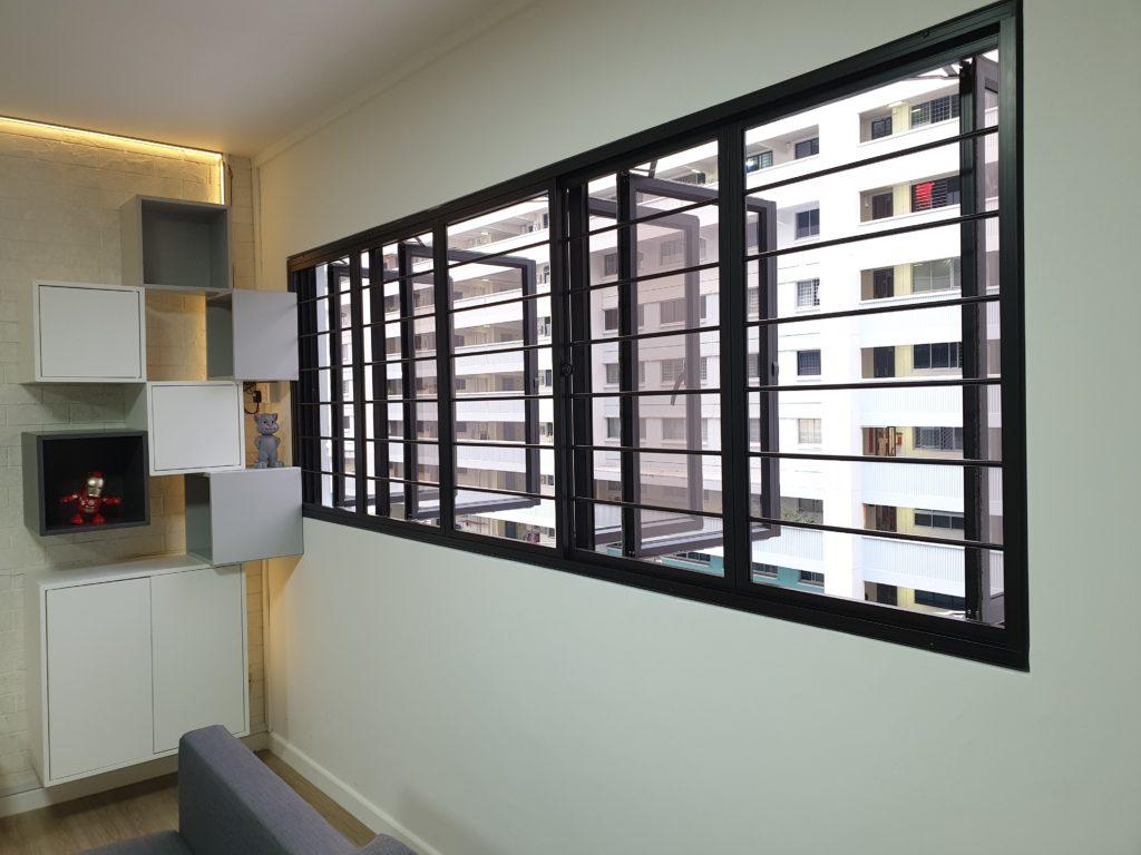 window grille singapore